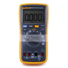 Latest Fluke 18B+ Plus AC DC Voltage Current Digital Multimeter DMM