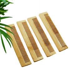 Wooden Comb Bamboo Natural Hair Care Vent Brush SPA Healthy Salon Massage Combs
