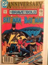 BRAVE AND THE BOLD #200 (DC 1983) 1st Appearance Katana! Suicide Squad! VF-
