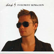 Dax - Overnight Sensation CD