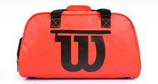 Wilson Duffle Bag Small Tennis Bag Racquet Rucksack Racket Red Nwt Wrz847991