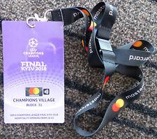 TICKET VIP PASS Uefa CL FINAL 2018 REAL MADRID CF - LIVERPOOL FC in Kiew