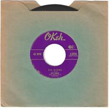 PETE HANLEY 45  Big Mamou / Should You Change Your Mind - NM