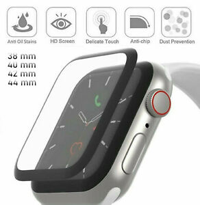 iWatch Clear Screen Protector 38 40 42 44mm For Apple Watch Series 6 5 4 3 2 SE
