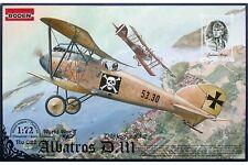 RODEN 022 1/72 Julius Arigi Albatros D.III Oeffag s.53.2