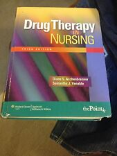 Drug Therapy in Nursing : Diagnosis and Management of Sleep Problems in...