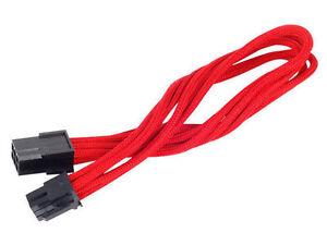 Silverstone PP07-IDE6R (Red) PCI-E 6pin to PCI-E 6pin Connector Cable