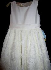 NWT Girls 16 pageant dress PARTY formal ROSE wedding BAPTISM photos retail $60
