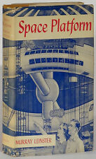 Murray Leinster Space Platform Shasta Publishers 1953 first edition To the Stars