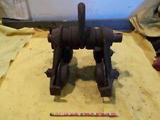Bulldog Usa 1 Ton I Beam Trolley Rigging Pulling Chain Hoist Machine Shop Tool