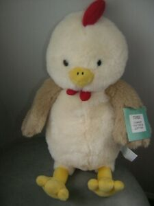 Tesco Charlie Chick Soft Toy