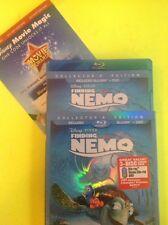 Finding Nemo (Blu-ray/Dvd, 2012, 3-Disc Set)Authentic Disney Release