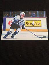 1998-99 Panini Photo Card Paul Kariya
