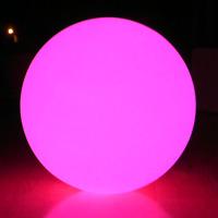 LED Design Dome / Leuchtkugel 50cm/ Innen u. Aussen, starker Akku, Netzteil,Fern