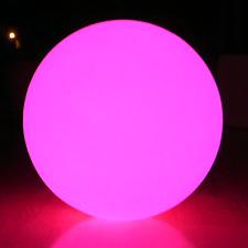 7even LED Design Dome 60cm/ LED Leuchtkugel/ In und Outdoor / IP65 / Akku und FB