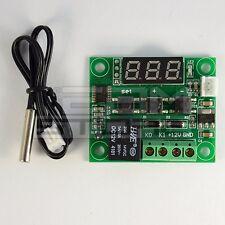 Termostato da pannello -50 a 110°C con sonda temperatura NTC - ART. HF02