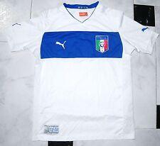 Maglia ITALIA Nazionale Europei 2012 Balotelli Buffon Pirlo No Matchworn 14 Anni