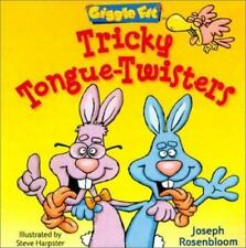 NEW - Giggle Fit: Tricky Tongue-Twisters by Rosenbloom, Joseph