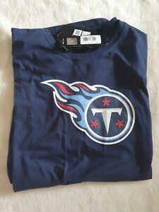 New Era Adult Tennessee Titans Logo T-Shirt 2XL