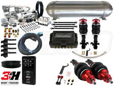Complete Air Suspension Kit - 2010-2015 Chevrolet Camaro - LEVEL 4 w/Air Lift 3H