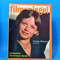 DDR Filmspiegel 3/1984 Dominique Sanda Adriano Celentano Walter Plathe Pager M