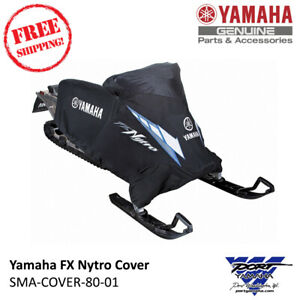 OEM Yamaha Snowmobile FX NYTRO Cover RTX XTX MTX 2008-14 SMA-COVER-80-01