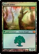 Foil DRYAD ARBOR From the Vault: Realms MTG Green Land Creature Rare