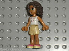 Personnage LEGO FRIENDS Minifig Andrea / Set 41101 Heartlake Grand Hotel