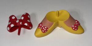 Disney Parks Mr Potato Head Minnie Mouse Bow & Shoes Replacement Parts