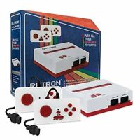 New Hyperkin Retron 1 Gaming Console for 8-Bit NES Game Cartridges (RED / WHITE)