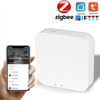 Wireless Tuya ZigBee Gateway Hub Smart Bridge APP Remote Control F Alexa Google