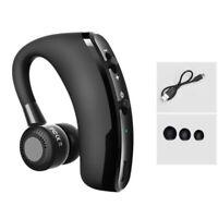 1X(Auricular manos libres Bluetooth deportivo musica de control de voz inal N6A9