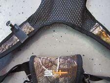 Rifle Sling Holder. Fits S4 Gear Lockdown Binocular Harness
