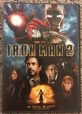 Iron Man 2 (DVD, 2010) In Excellent Condition!!!