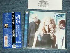 3 SOME Japan 1999 PROMO NM CD+Obi 3SOME