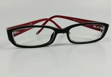 Kenneth Cole Reaction KC0698 Eyeglasses Frame 51[]17 140mm Men's Rx Black/Red