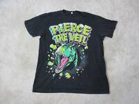 Pierce The Veil Concert Shirt Size Adult Large Black Band Tour Rock Music Mens