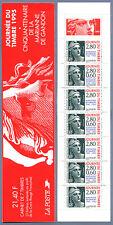 Bande Carnet BC2935 - Journée du timbre - 50aire de La Marianne de Gandon - 1995