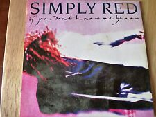 Simply Red...If You Don't Know Me By Now...45 rpm