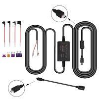 Kit câble rigide 4 fils universel pour micro 12V 24V à 5V HardWire + Mini USB LB