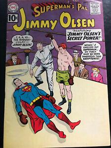 Jimmy Olsen ##55 VG+ (4.5)