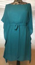 Alice+Olivia Women Dress Size XS/TP NWT Blue Tunic Dress