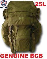 GENUINE BCB DAY SACK BACK PACK 25L RUCKSACK BERGEN SAS SF RAF RM TA BRITISH ARMY