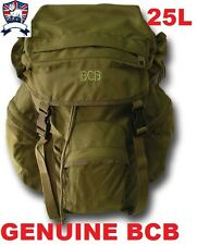 Genuine BCB Day Sack Back Pack 25l Rucksack Bergen SAS SF RAF RM TA British Army