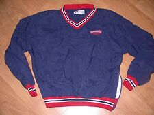 Malone College Pioneers Pullover Windbreaker Jacket Shirt Canton Large Russell