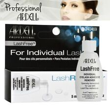 Ardell Cosmetics Clear Lashfree Adhesive Remover For Individual Lashes 5ml 0.2oz