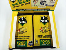 2008 Select NRL Champions Trading Cards Series 4-Sealed Pack Unit