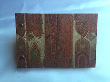 Álbum de fotos con libro tornillos-formato: 20 x 13,5 cm-motivo Natura india