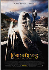 The Lord Of The Rings The Two Towers original rolled 2002 one sheet movie poster