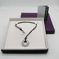Charriol Halskette 925er Sterling Silver / Stahl NP.269€ - 08231100-0 - No.893